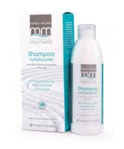 naturalmente Sali Mar Morto Shampoo