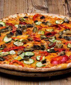 L'Abbuffata Menù pizza per 4 persone