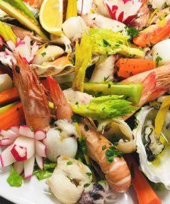 Sapori di Sicilia menù degustazione mare