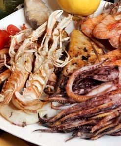 ai sapori di sicilia menù di pesce