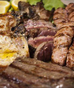 Sapori di Sicilia menù carne e vino