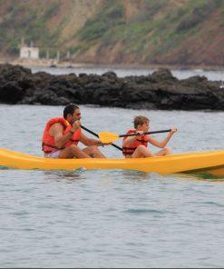Cordenons lezione canoa con istruttore