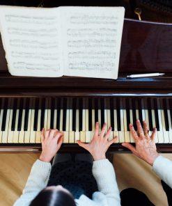 Visionipop 10 lezioni canto o strumento musicale 2 persone