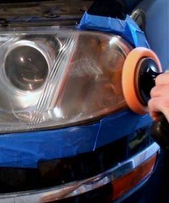 Autofriuli lucidatura fari autovettuta