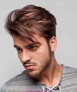 Mani nei capelli 5 shampoo e taglio uomo