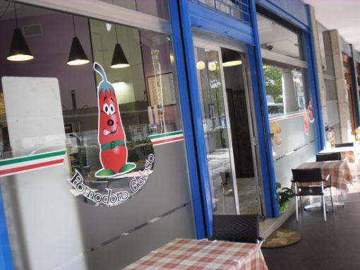 pizzeria rosticceria rosso pomodoro