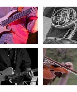 ziqqurat corso chitarra basso o tromba