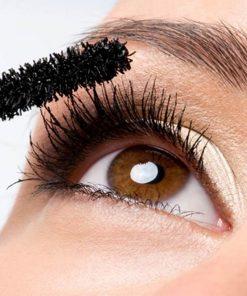 fashion beauty applicazione mascara semipermenente