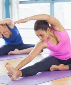 fitness island esercizi di callanetix