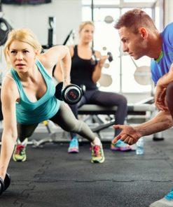 personal training 2 allenamenti