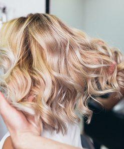 salone creativa trattamento ondulante shampoo piega