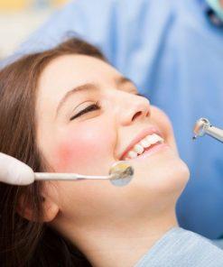 bartoli Visita, igiene dentale e smacchiamento