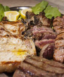 ta'l curtivon menù di carne