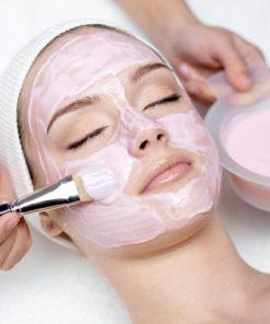 pulizia viso esfoliante e tonificante