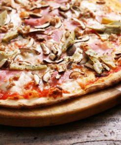 Pomodoro Goloso 2 pizze + 2 bibite