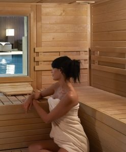 bodyguard 3 ingressi spa sauna