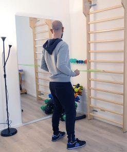 bambù 6 Sedute di Ginnastica posturale
