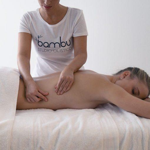 Bambù studio olistico 3 massaggi svedesi
