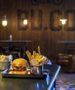 ristorante fast food BU.CO