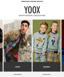 alta moda yoox